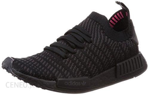 Trampki Męskie Adidas Black NMD R1 STLT Primeknit Sneakers
