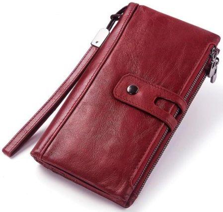 7b72abbc36712 Elegancki portfel kopertówka puzderko but bucik ozdobny - niebieski ...