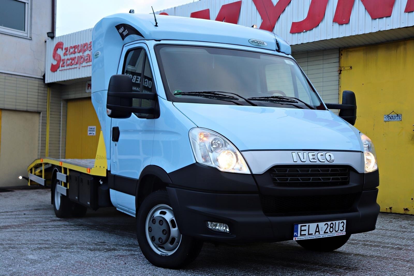 Iveco Daily 35c17 Euro 5 3 0 170km Ideal Opinie I Ceny Na Ceneo Pl