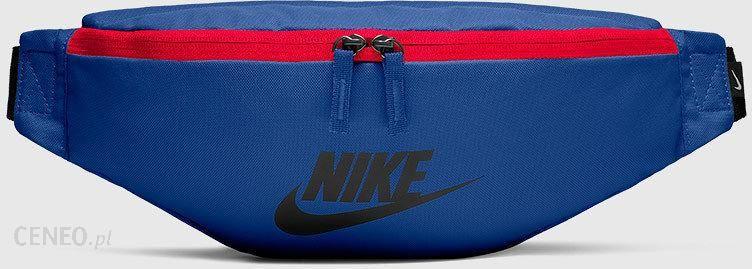 8dc5fb6e03f4c Saszetka nerka Heritage Hip Nike (niebieska) - Ceny i opinie - Ceneo.pl