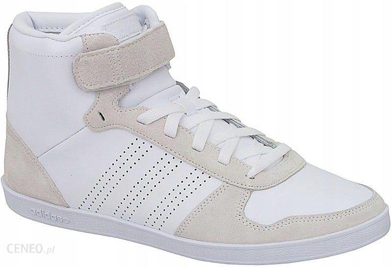 Orginalne białe buty za kostke marki ADIDAS