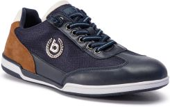 BUTY SNEAKERSY BUGATTI 321726035900 4100 DARK BLUE
