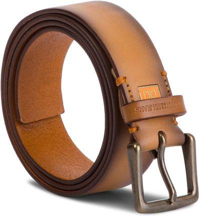 4bfc43126ff5 Pasek Męski CALVIN KLEIN JEANS - J 3.5 Cm Classic Belt K50K504577 244  eobuwie
