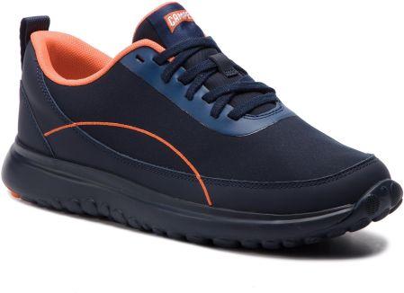 Camper Canica, Sneaker Herren, Schwarz , Gröe 44 (EU