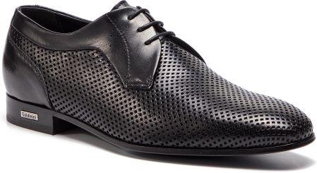 297a50f0 Roberto Morelli Eleganckie i luksusowe brązowe skórzane buty męskie ...