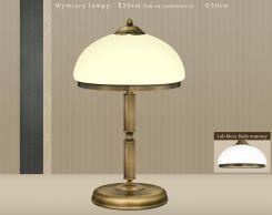 b9767567233bab Mn Interiors Klasyczna lampa na komodę HR-B2E