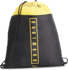 e679228b1be7f Plecak PUMA - Bvb Fan Gym Sack 075977 01 Puma Black/Cyber Yellow eobuwie
