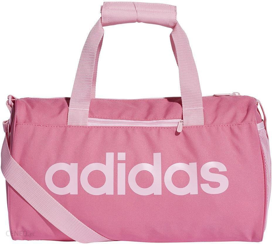 4deaf087c05e6 Torba Linear Core Duffel XS 11L Adidas (semi solar pink true pink ...