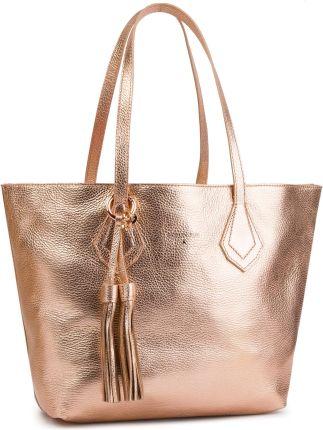 0004209f868e9 Duża Torba Damska David Jones Typu Shopper Bag XXL z Kosmetyczką ...