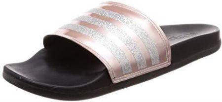 10075b6a67c7c Amazon adidas Adilette CF+ Explorer sandały kąpielowe damskie czarne - - 42  EU