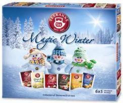 Teekanne Magic Winter Collection Zestaw Herbat Owocowych 30 Torebek