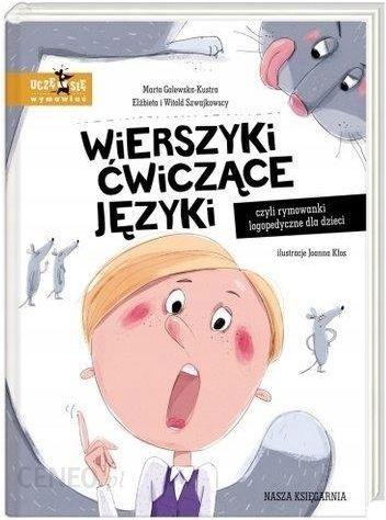 Wierszyki ćwiczące Języki Czyli Rymowanki Logopedyczne Dla Dzieci