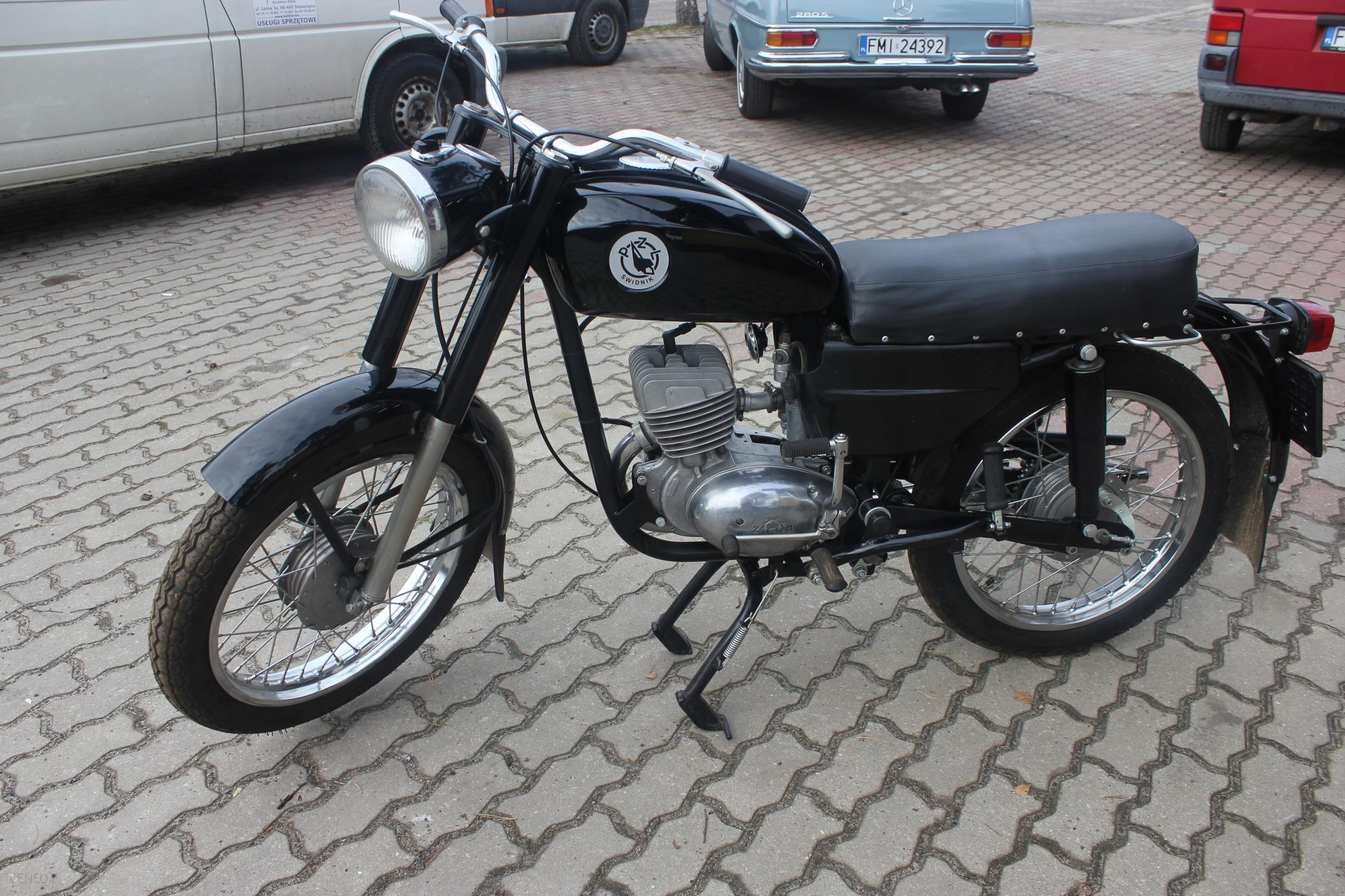 Motor Wsk 125 Opinie I Ceny Na Ceneo Pl