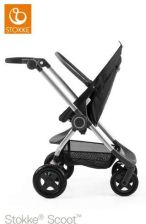 Stokke Scoot V3 Black Spacerowy