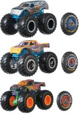 Hot Wheels Monster Trucks Pojazd 1:64 Ast. FYJ44