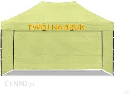 Wybitny Plinth Namiot Handlowy 2x3 Nadruk 19Kg 3 Ściany - Ceny i opinie RV79
