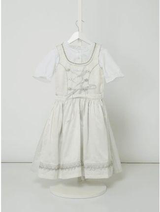 ed3efa8bcf Mango Kids - Sukienka dziecięca Lou 110-152 cm - Ceny i opinie ...