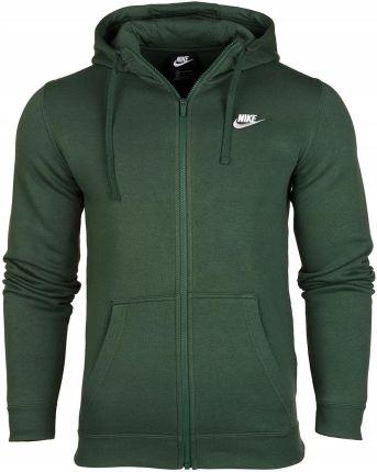 Całkiem nowy kupować nowe rozsądna cena Bluza męska Nike Sportswear Tech Fleece Crew - Zieleń - Ceny ...