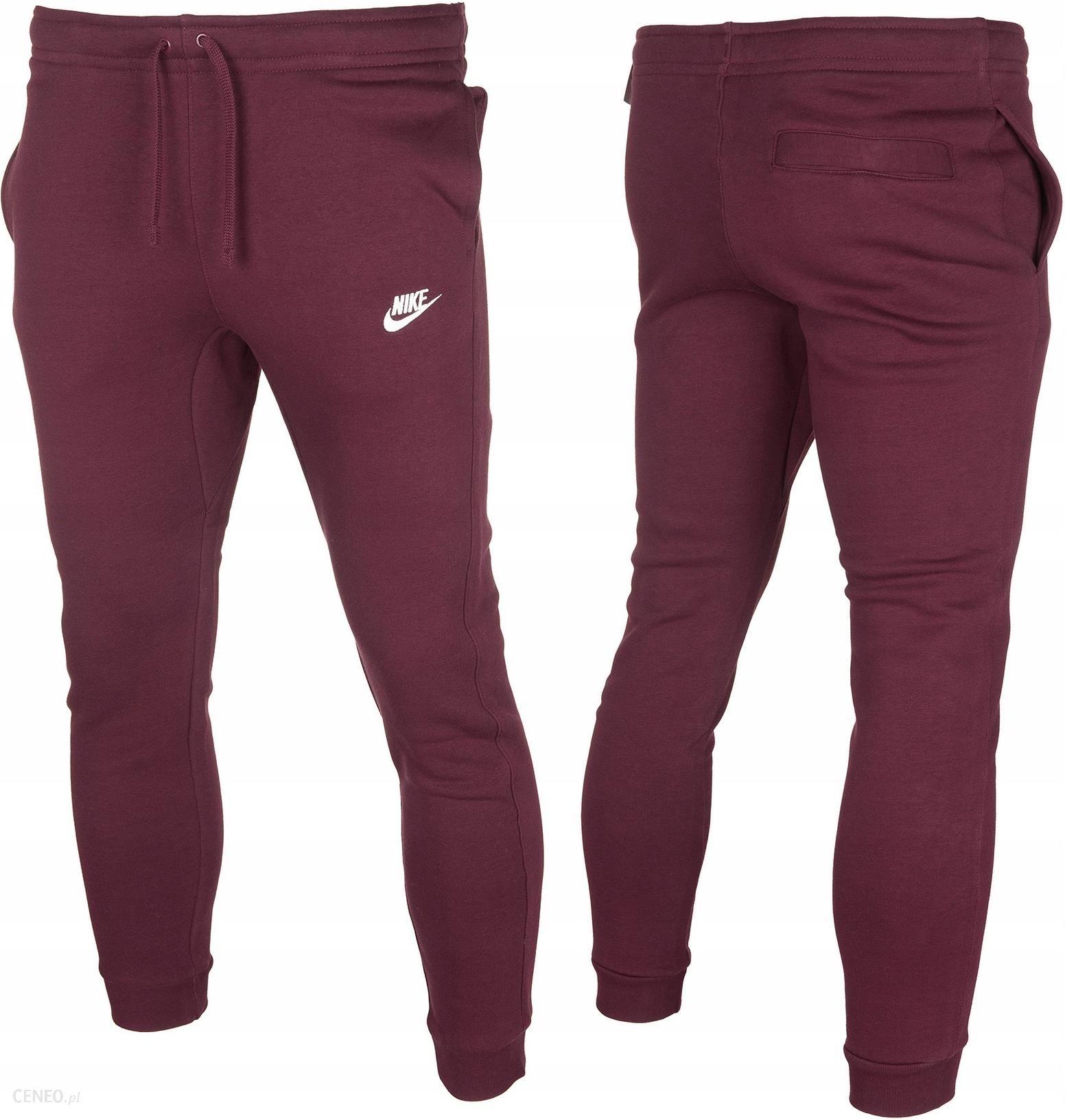 157e7baa0 Nike spodnie dresowe dresy bawełniane męskie r.S - Ceny i opinie ...