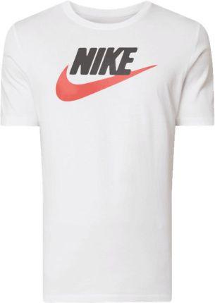 2a457113e28377 Nike T-shirt z nadrukiem z logo Peek & Cloppenburg. Koszulka męska ...