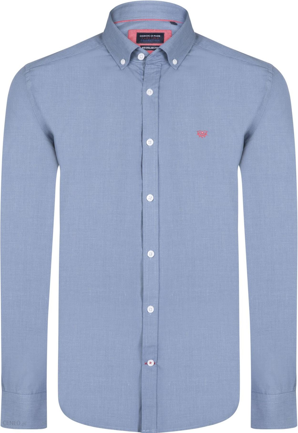 e730030e75ab Giorgio Di Mare koszula męska GI496334 L jasnoniebieski - Ceny i ...