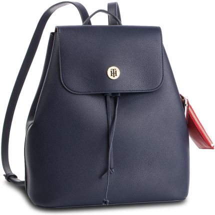 9847e7a610a8c Plecak TOMMY HILFIGER - Charming Tommy Backpack AW0AW06457 413 eobuwie