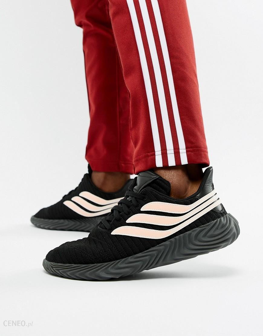 Adidas Originals Sobakov Trainers In Black BB7674 Black Ceneo.pl