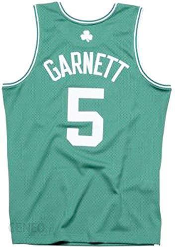 edb765c4b50a3 Amazon Mitchell & Ness Swing Mann Jersey – Boston Celtics Kevin Garnett –  NBA Basketball – koszulka – artykuł dla fanów, zielony, l
