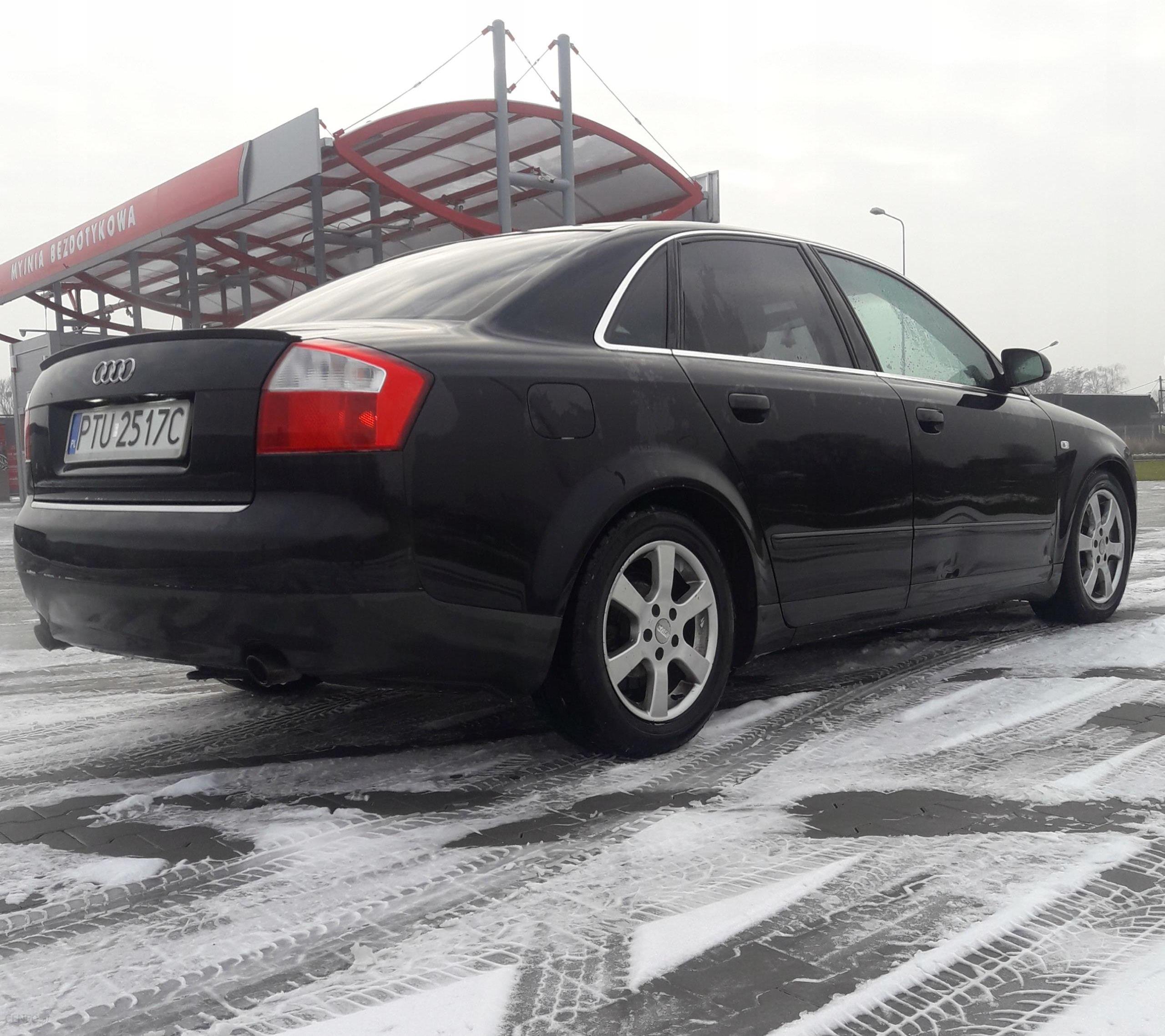 Audi A4 B6 18 Turbo Lpg ładna Opinie I Ceny Na Ceneopl
