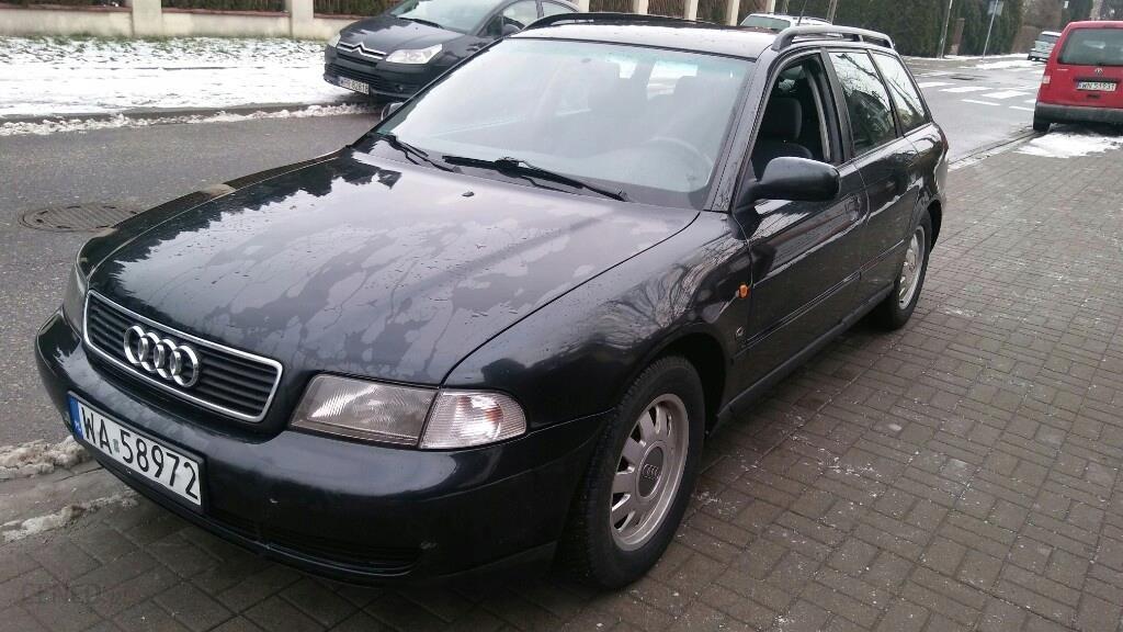 Audi A4 B5 1.9 tdi 110km Opinie i ceny na Ceneo.pl