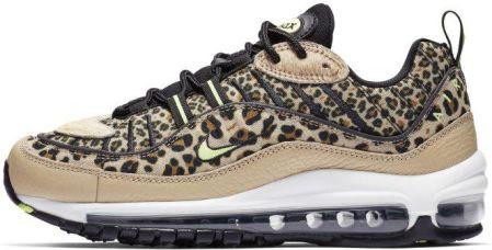 buy online f688e f64e7 Buty damskie Nike Air Max 98 Premium Animal - Brązowy ...