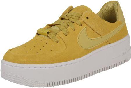 Nike Sportswear Trampki niskie 'Air Force 1 Sage' Ceny i opinie Ceneo.pl