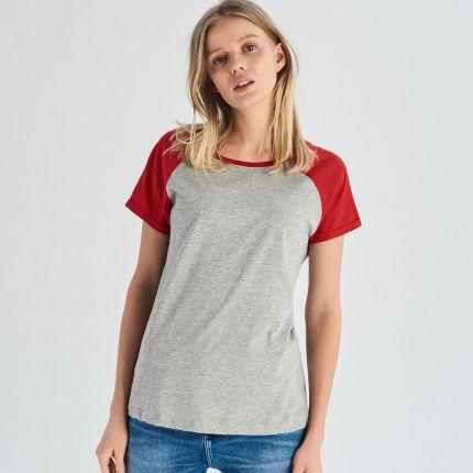 20b35f6d3d37 Sinsay - Świąteczny t-shirt - Szary - Ceny i opinie - Ceneo.pl