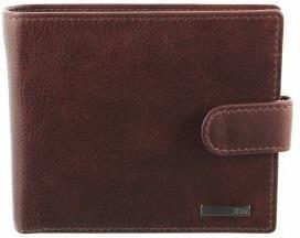 3fd9bed9e1014 Storm Męska skóra portfel skórzany portfel Yukon Brown STABY111