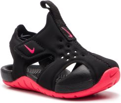 Sandały NIKE - Sunray Protect 2 (TD) 943827 003 Black Racer Pink eobuwie a03dcfd6e8
