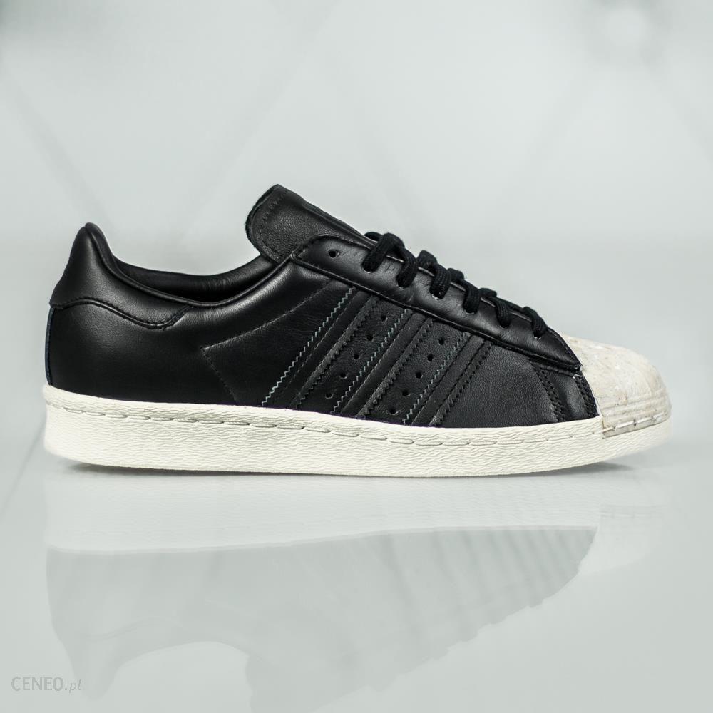 Adidas Superstar 80S Cork Cblackcblackowhite Buty Damskie