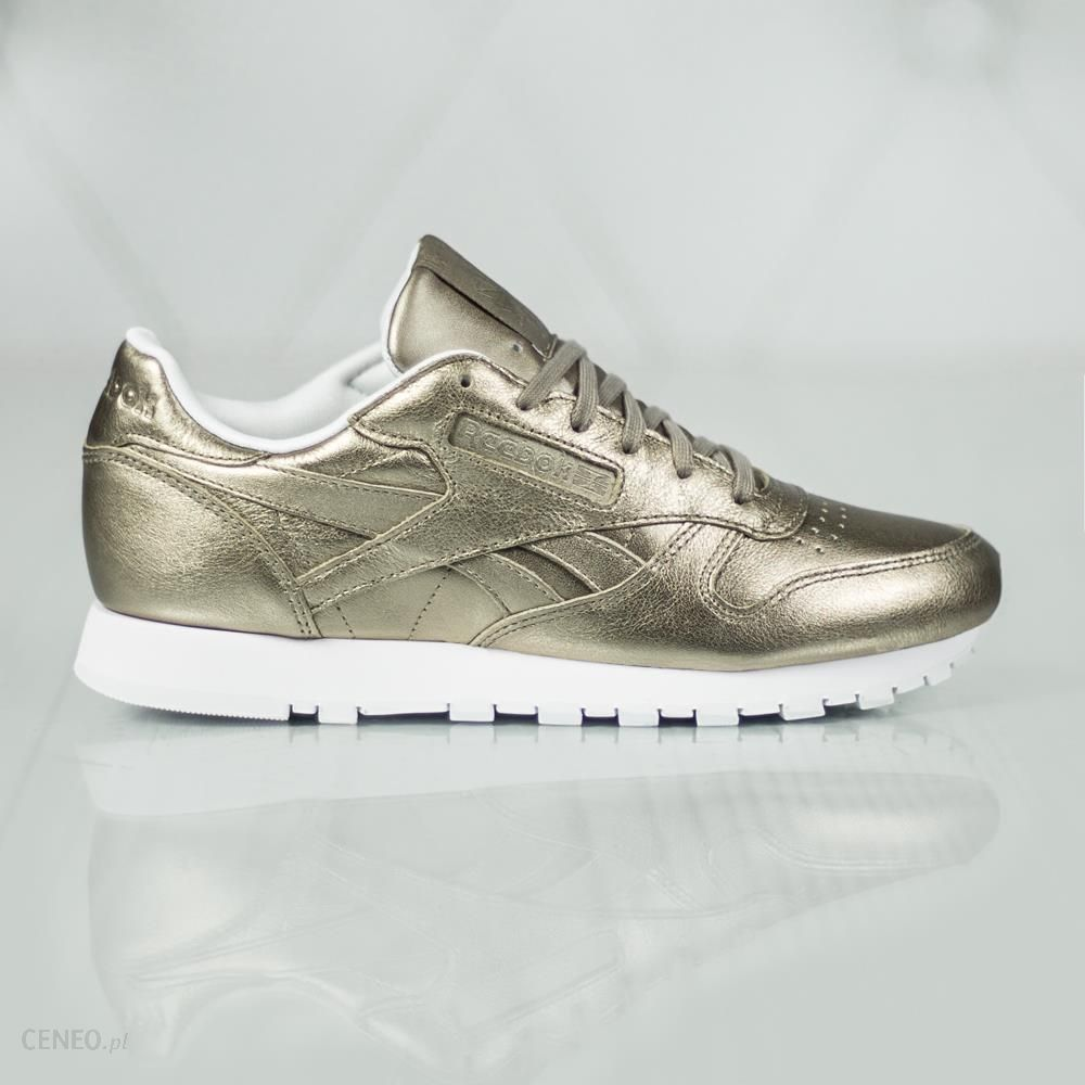 de3188a04bf Reebok Classic Leather Cl Lthr Melted Metal BS7898 - Ceny i opinie ...