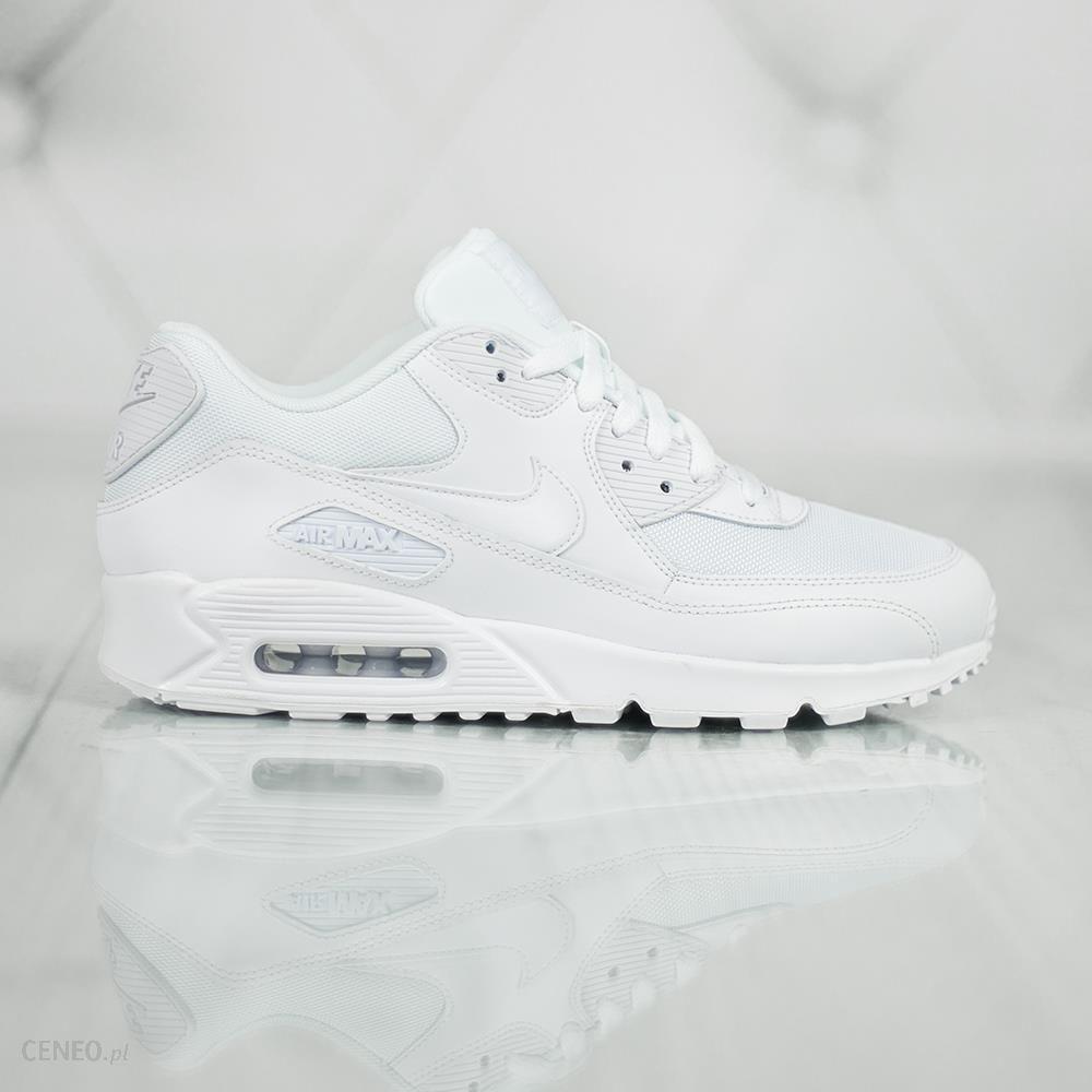Buty męskie Nike Air Max białe 537384 111 Ceny i opinie Ceneo.pl