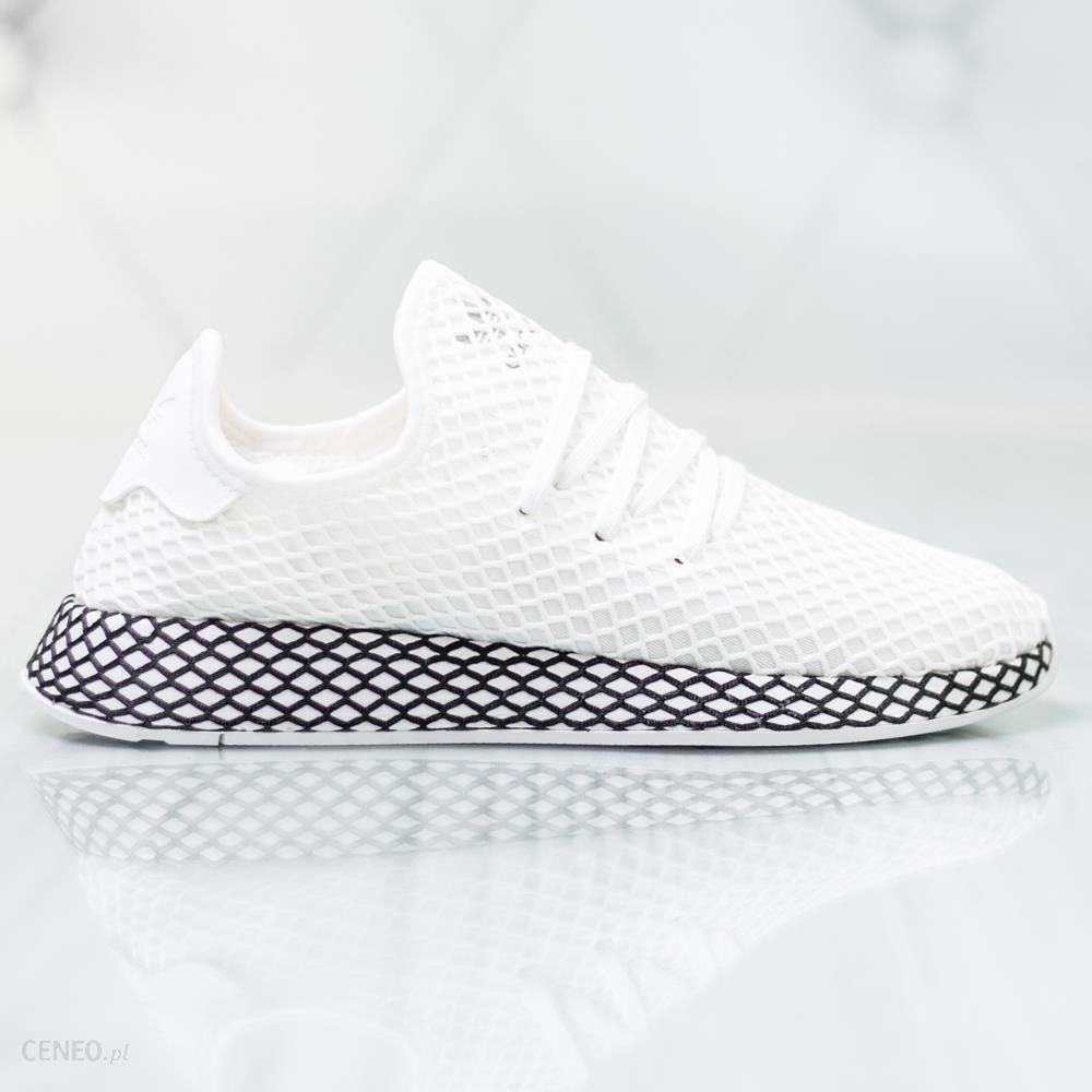 Adidas Buty męskie Deerupt Runner białe r. 42 (B41767) Ceny i opinie Ceneo.pl