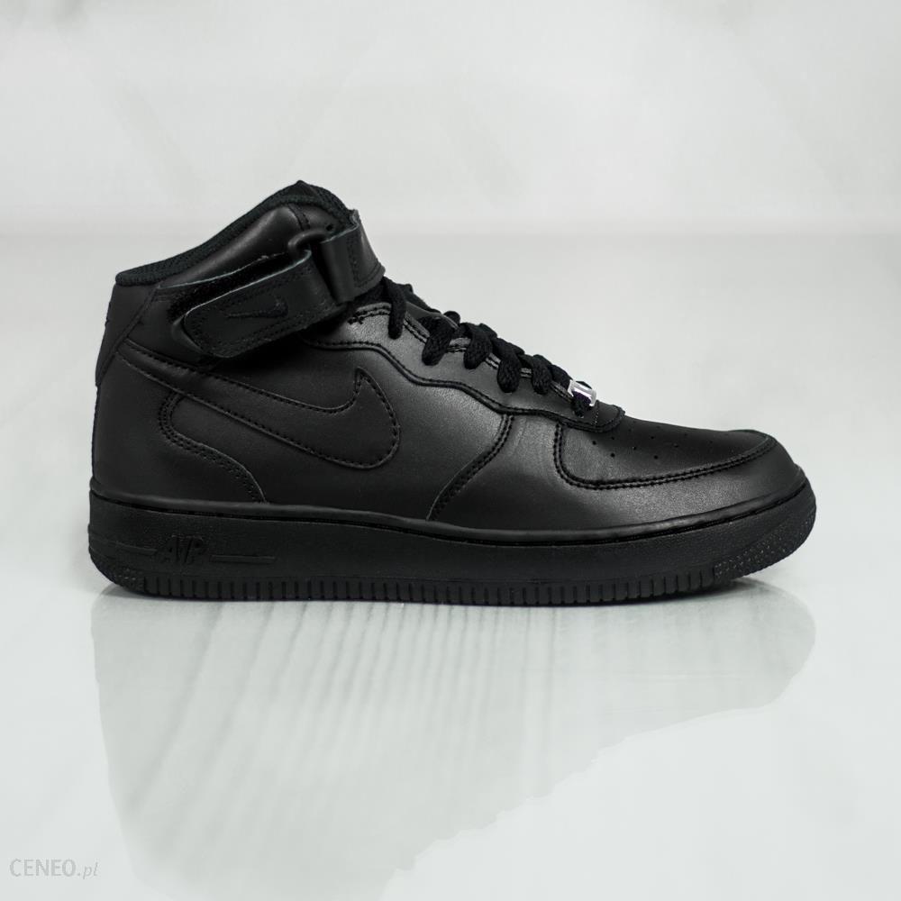 Buty Damskie Nike Air Force 1 Mid (gs) 314195 004 Ceny i opinie Ceneo.pl