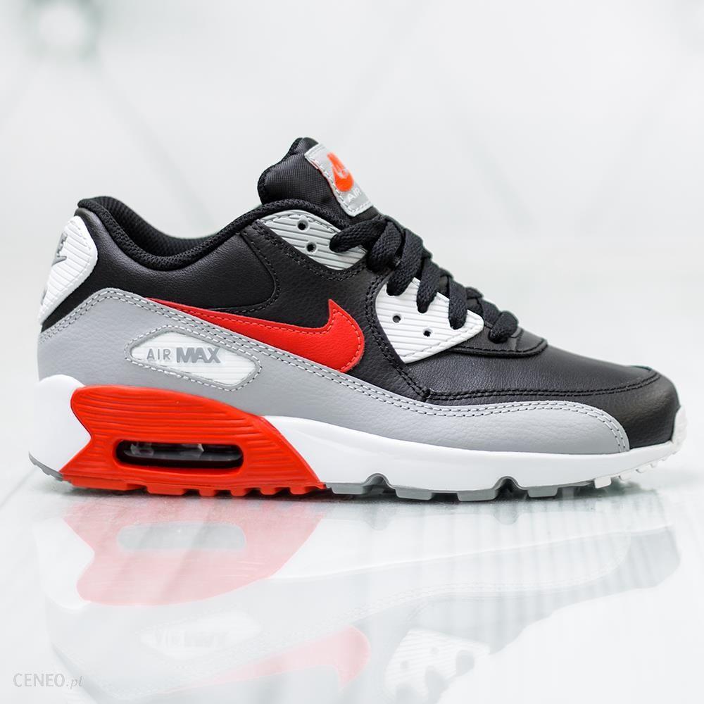 Nike, Buty damskie, Air Max 90 Ltr (Gs), rozmiar 35 12 Ceny i opinie Ceneo.pl