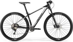 "Merida Big Nine Xt-Edition Matt Black Silver 29"" 2019"