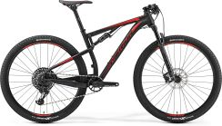 Merida Ninety-Six 800 Matt Black Shiny Red 29