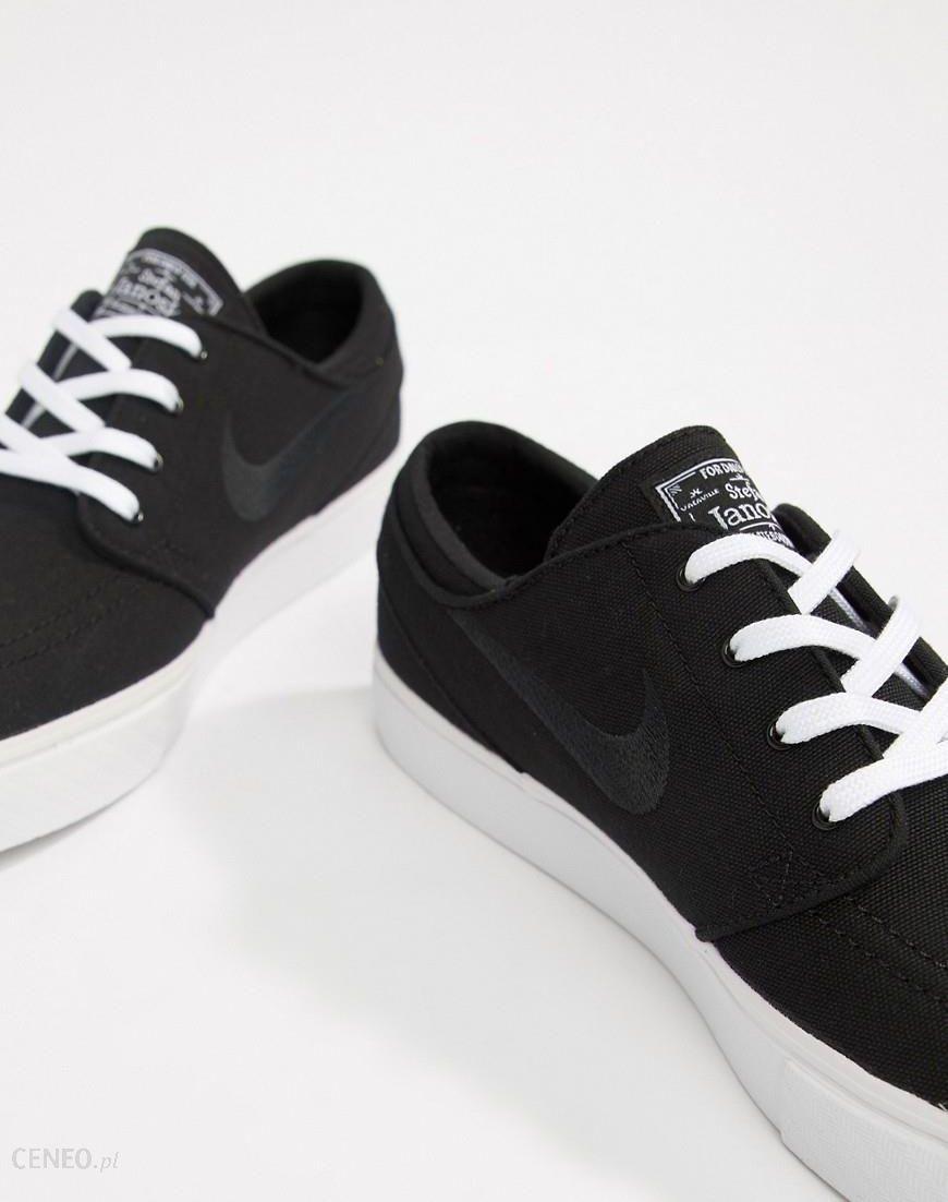 Nike SB Zoom Stefan Janoski Trainers In Black 615957 022 Black Ceneo.pl