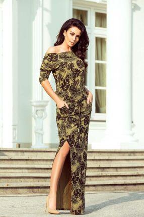 149bde0326 Sukienka z kołnierzykiem - kremowa - Ceny i opinie - Ceneo.pl