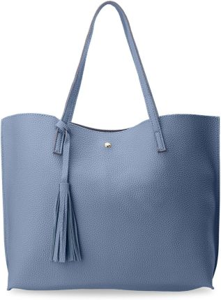 c2a7cfb94c146 TOMMY HILFIGER TOREBKA COOL TOMMY TOTE MET - Ceny i opinie - Ceneo.pl