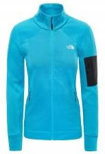 The North Face Polar Damski Impendor Pd Meridian Blue 10996
