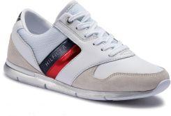 8d18143c8340f Sneakersy TOMMY HILFIGER - Light Sneaker FW0FW03785 Rwb 020 eobuwie