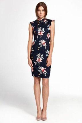 a5d62f3cfd Sukienki z falbankami na ramionach - oferty 2019 na Ceneo.pl