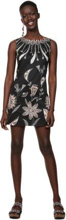 515824b259 MOE Asymetryczna sukienka wieczorowa z gorsetem czarna M409 - Ceny i ...